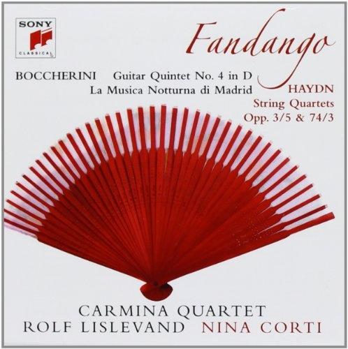 Fandango: Boccherini, Haydn