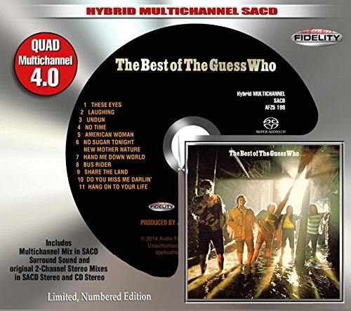 The Best of the Guess Who [Audio Fidelity]