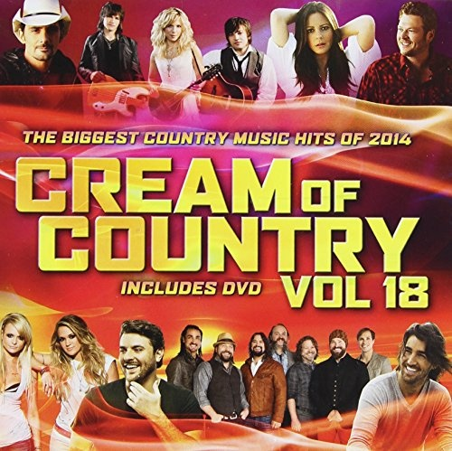 Cream of Country, Vol. 18