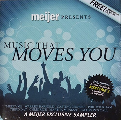 Meijer Presents: Music That Moves You