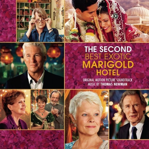 The Second Best Exotic Marigold Hotel [Original Soundtrack]