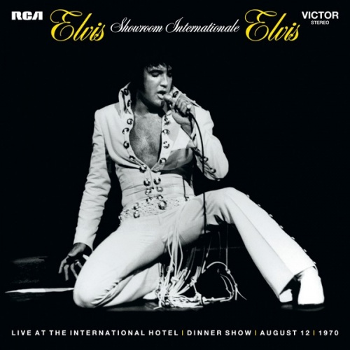 Showroom Internationale: Live At the International Hotel, Dinner Show, August 12, 1970