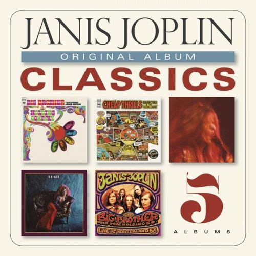 Original Album Classics - Janis Joplin | Songs, Reviews