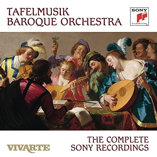 Tafelmusik Baroque Orchestra: The Complete Sony Recordings