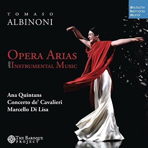 Albinoni: Opera Arias and Concertos - The Baroque Project Vol. 4