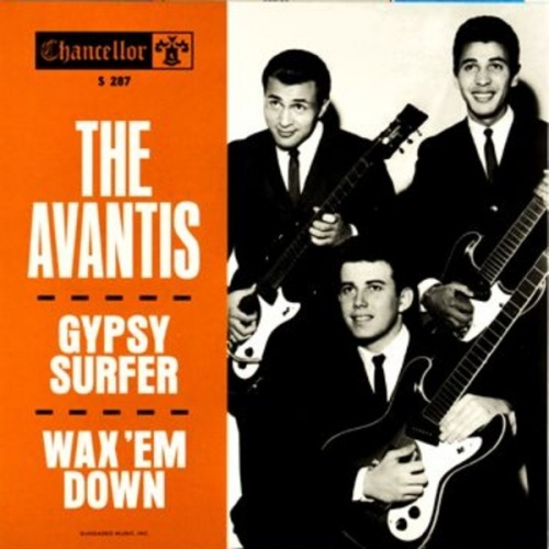 Gypsy Surfer/Wax Em Down