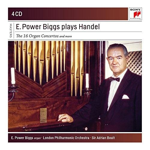 E. Power Biggs plays Handel: The 16 Concertos and More