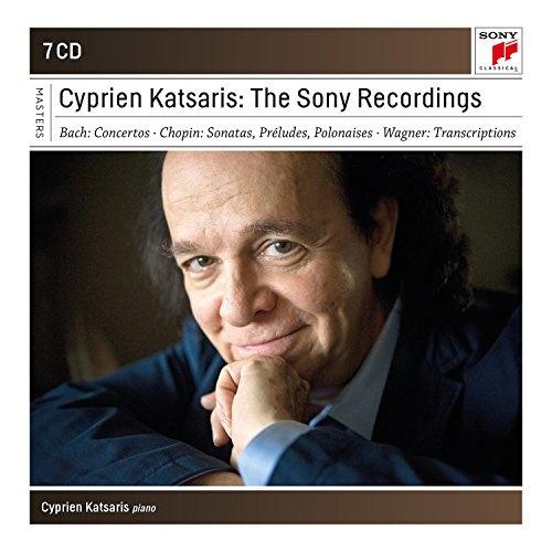Cyprien Katsaris: The Sony Recordings
