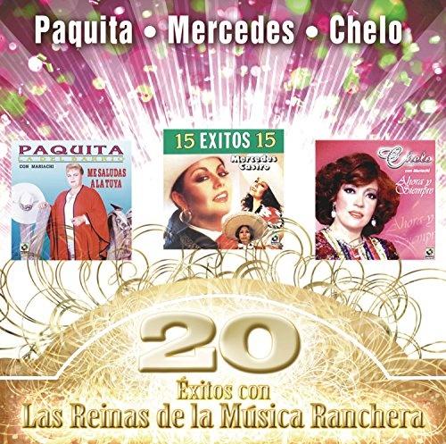 20 Exitos Con Las Reinas De La Música Ranchera