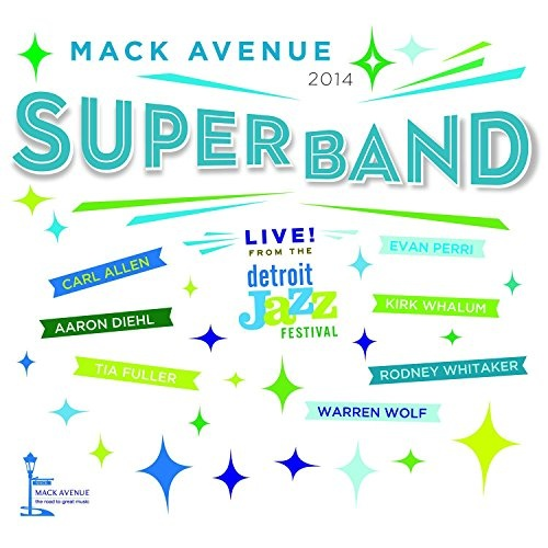 Live From the Detroit Jazz Festival: 2014