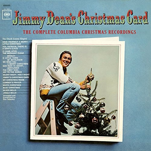 Jimmy Dean's Christmas Card: The Complete Columbia Christmas Recordings