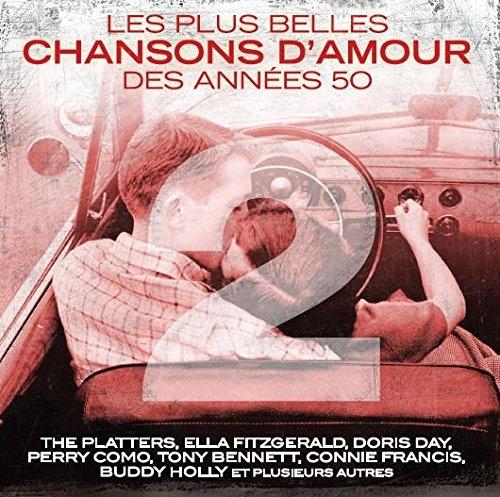 Les Plus Belles Chansons d'Amour des Anneés 50, Vol. 2