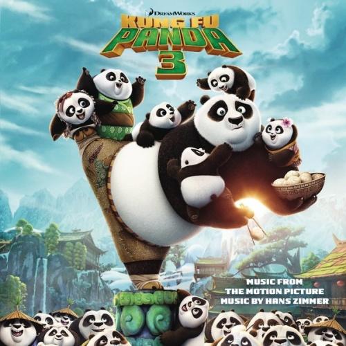Kung Fu Panda 3 [Original Motion Picture Soundtrack]