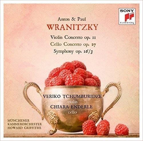 A. Wranitzky: Anton & Paul Wrantizky: Violin Concerto Op. 11; Cello Concerto OP. 27; Symphony Op. 16