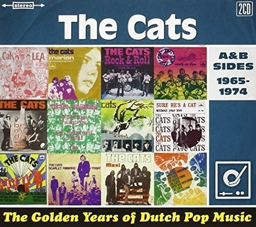 Golden Years of Dutch Pop Music - The Cats   User Reviews
