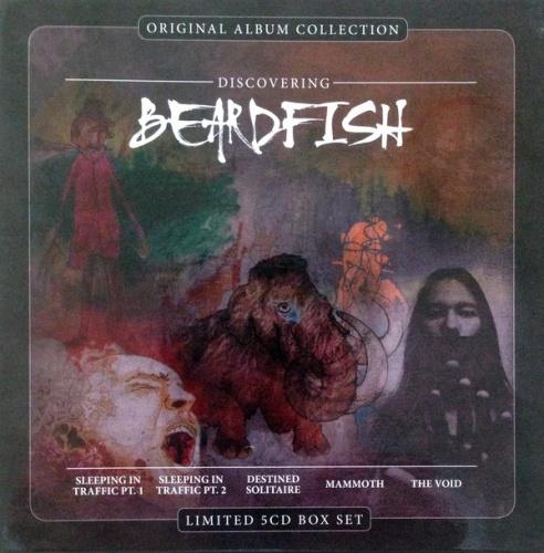 Original Album Collection: Discovering Beardfish