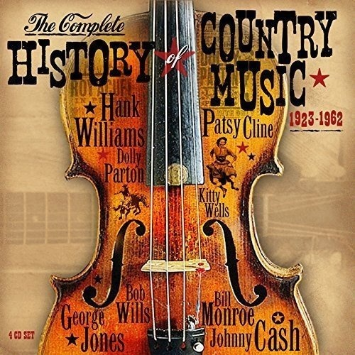 Complete History of Country Music 1923-1962