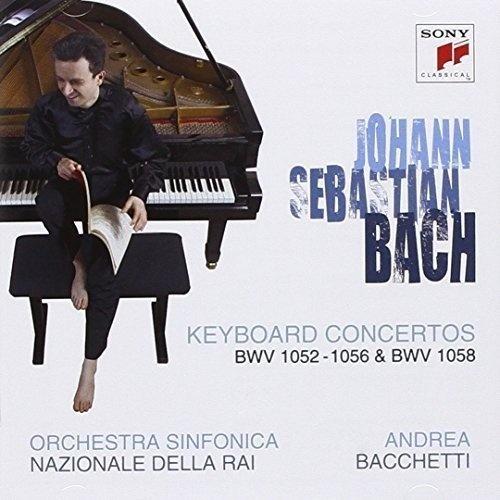 Johann Sebastian Bach: Keyboard Concertos BWV 1052, 1056 & BWV 1058