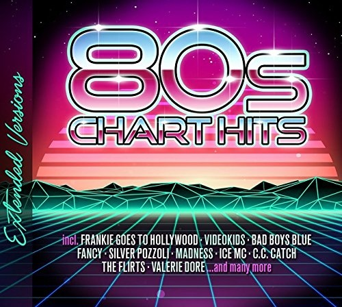'80s Chart Hits: Extended Versions [2016]