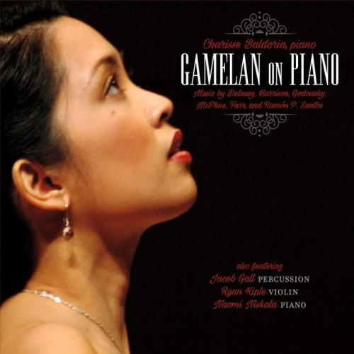 Gamelan on Piano
