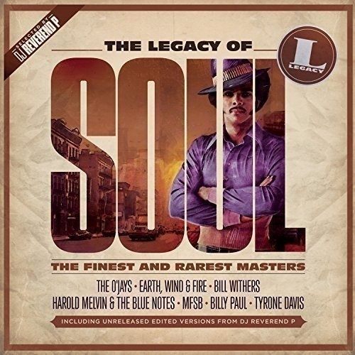 The Legacy of Soul [Sony Music] - Various Artists | Songs