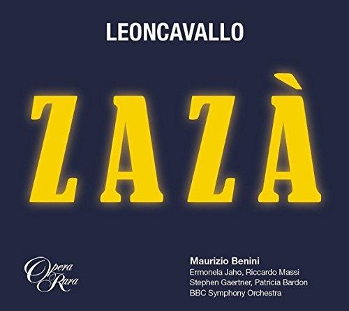 Leoncavallo: Zazà