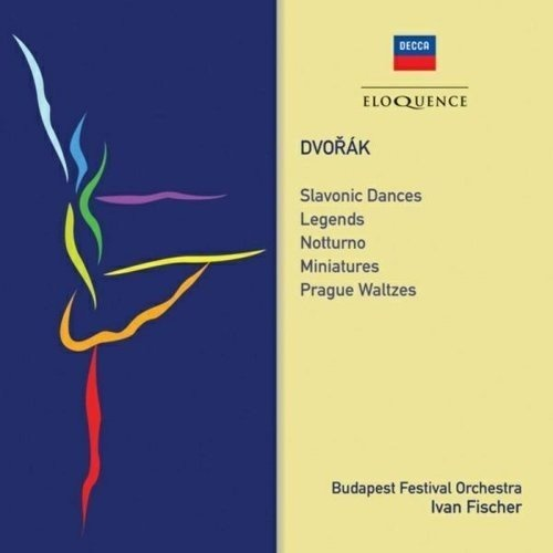 Dvorák: Slavonic Dances; Legends; Notturno; Miniatures; Prague Waltzes