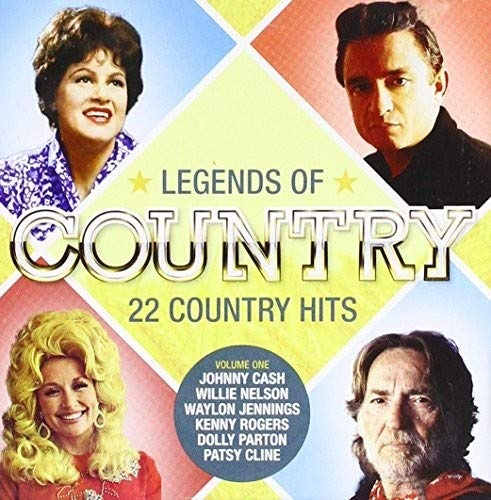 Legends of Country, Vol. 1