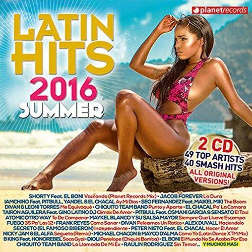 Latina Hits Summer 2016