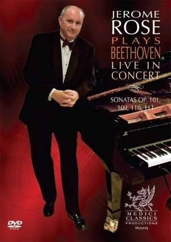 Jerome Rose plays Beethoven Live in Concert [Video]