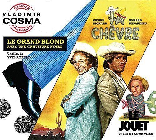 Le Grand Blonde Avec une Chaussure Noir/La Chevre [Original Soundtrack]