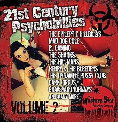 21st Century Psychobillies, Vol. 2