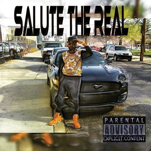 Salute the Real Pray for the Fake