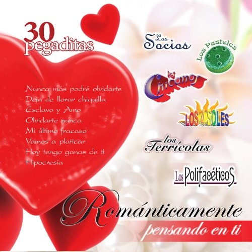 30 Pegaditas Romanticamente Pensando en Ti