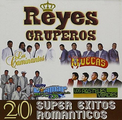 Reyes Gruperos: 20 Exitos