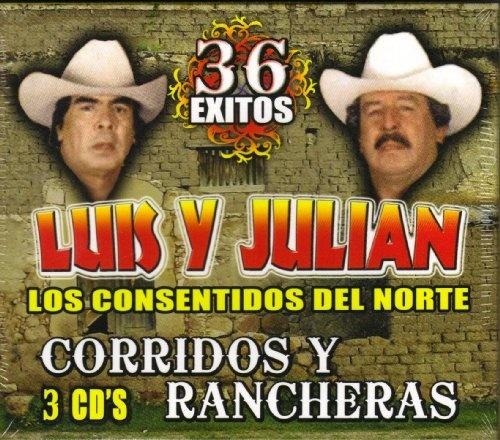 30 Exitos: Rancheras y Corridos