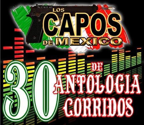 30 de Antologia: Corridos