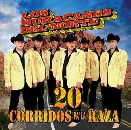 20 Corridos Pa' La Raza