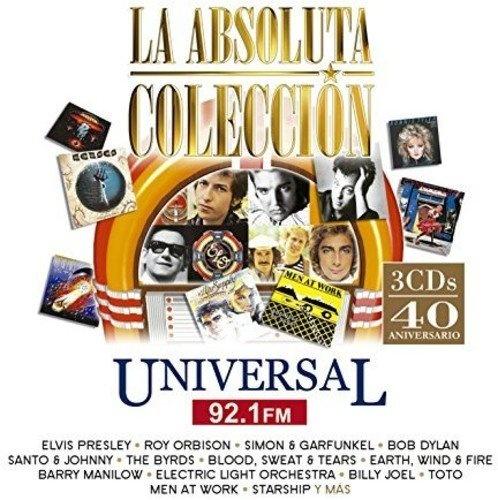 Universal 92.1 FM: La Absoluta Coleccion