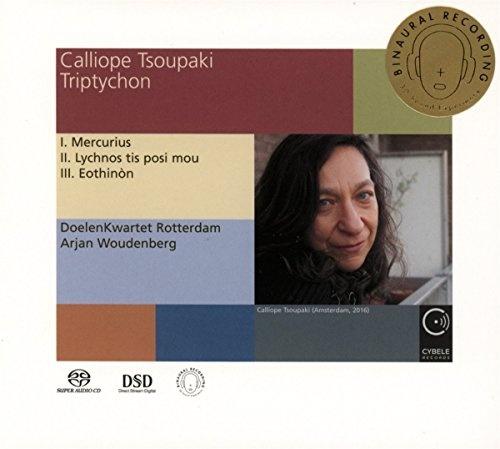 Calliope Tsoupaki: Triptychon