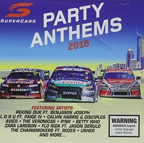 V8 Supercars: Party Anthems 2016