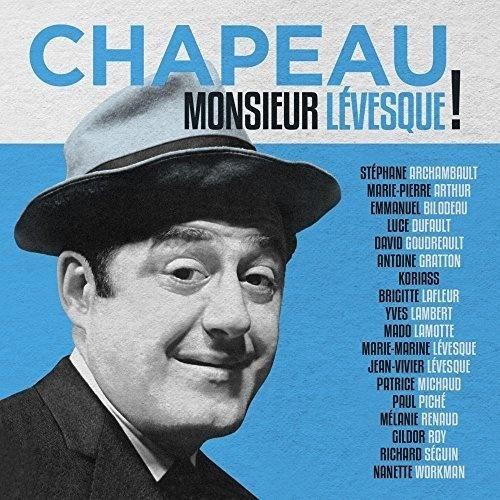 Chapeau Monsieur Levesque!