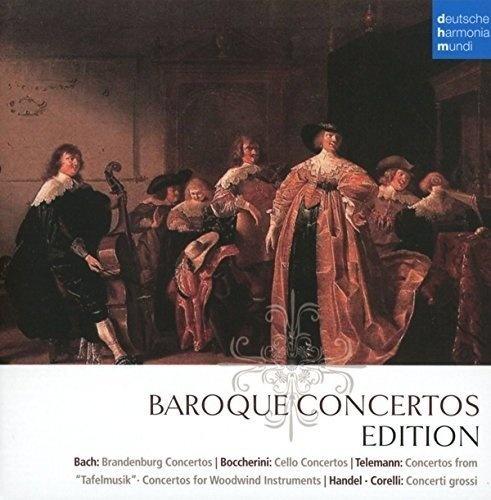 Baroque Concertos Edition
