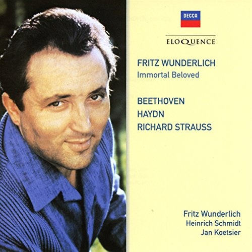 Fritz Wunderlich: Immortal Beloved
