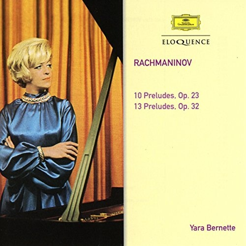 Rachmaninov: 10 Preludes, Op. 23; 13 Preludes, Op. 32
