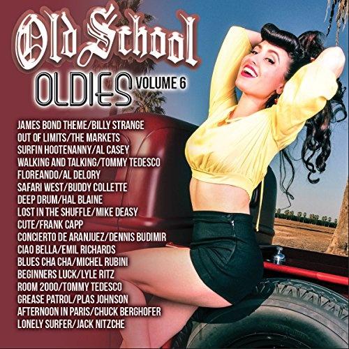 Old School Oldies, Vol. 6: Lost & Found Instrumentals