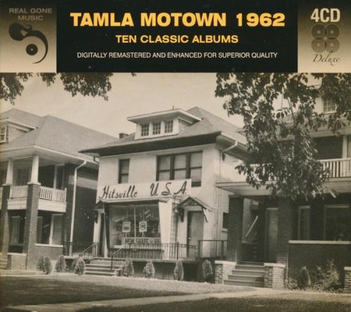 Tamla Motown 1962 Ten Classsic Albums
