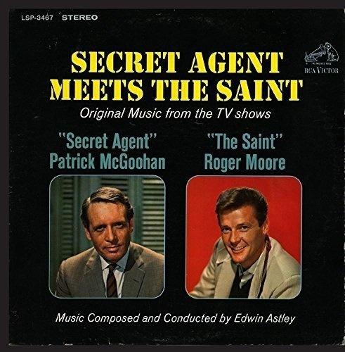 Secret Agent Meets the Saint [Original Soundtrack]