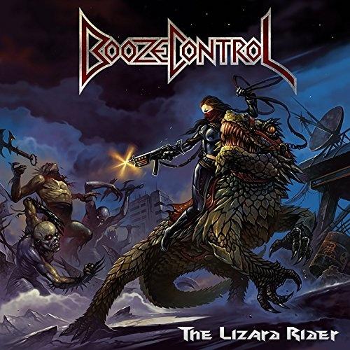 The Lizard Rider