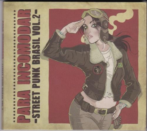 Para Incomodar: Street Punk Brasil, Vol. 2